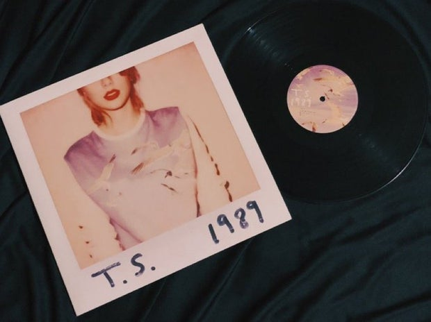 1989 the album by Taylor Swift