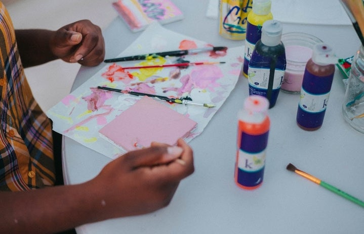 painting art project