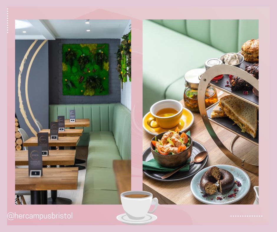 Bristol Coffee review Eden Cafe