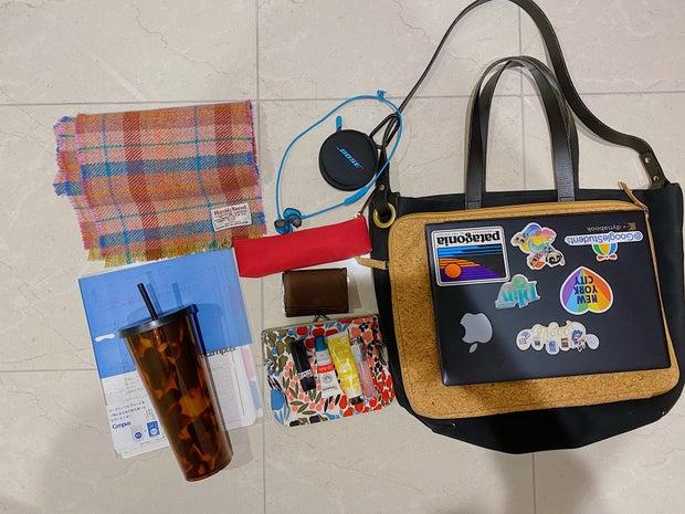 The things in my bag