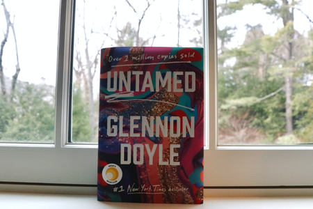 "picture of ""Untamed"" book by Glennon Doyle"