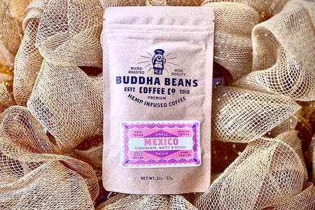 Enhance your morning routine with hemp infused coffee beans