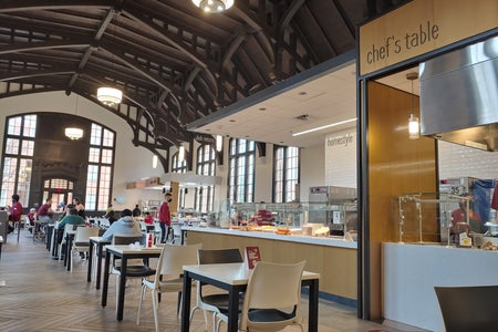 Suwannee Dining Hall at Florida State University