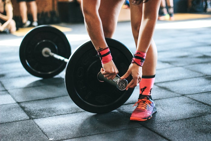 myths about gymming, women in fitness 2
