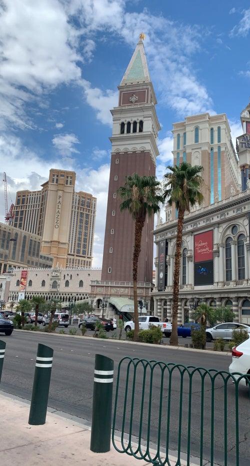 The Venetian Hotel & Shops Las Vegas