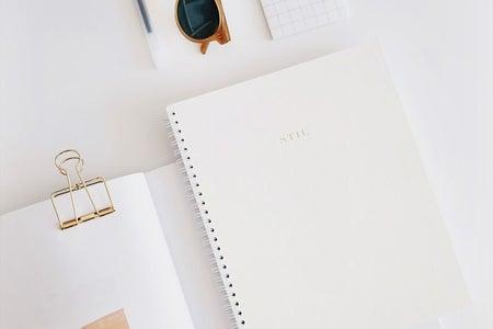 """""""a notebook"""""""