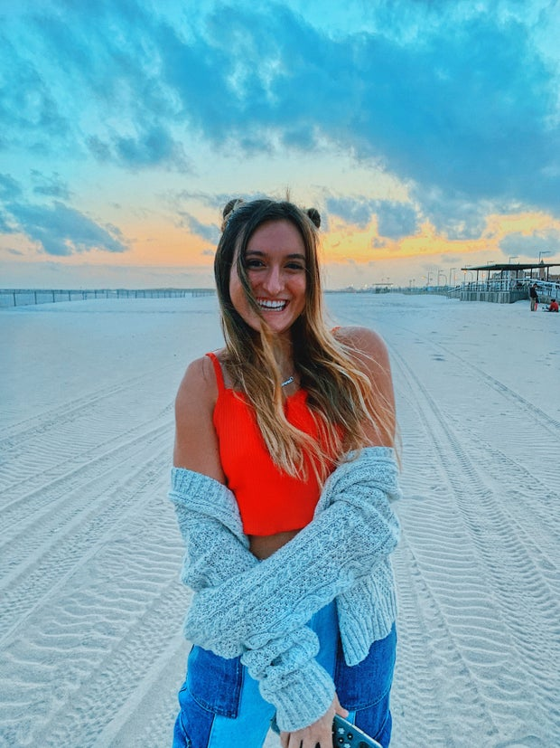 This is a photo of Savanna Perry, and I am using it for the Women Crush Wednesday Blog