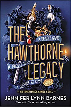 The Hawthorne Legacy book cover