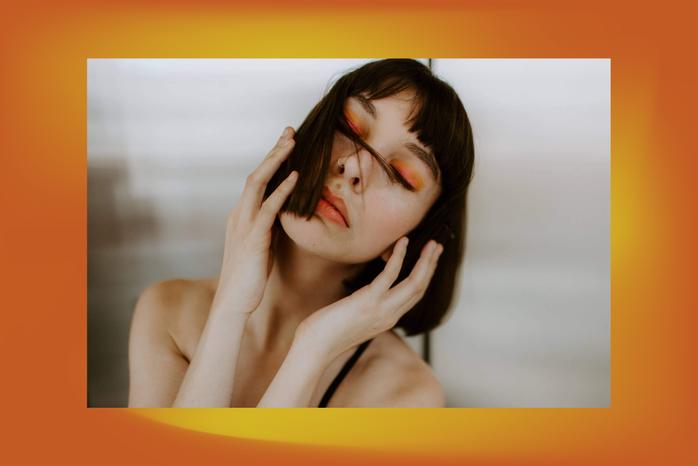 jewel-toned makeup for fall season