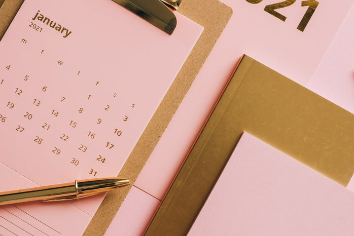 2021 notebook new years resolutions