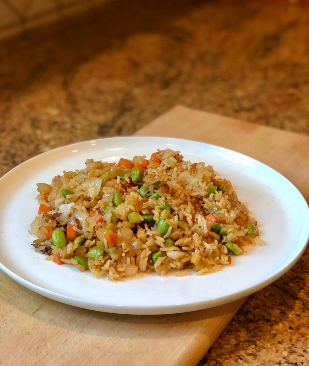 Fried Rice by \'Because I said So\' YouTube Channel