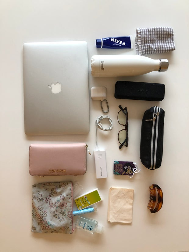 what is in my bag