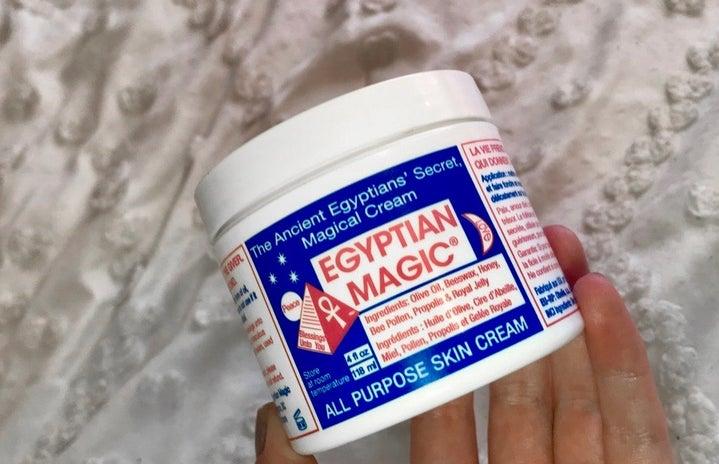 Egyptian Magic skin cream