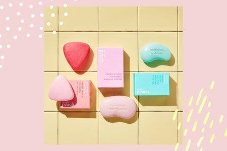 peach bar soaps