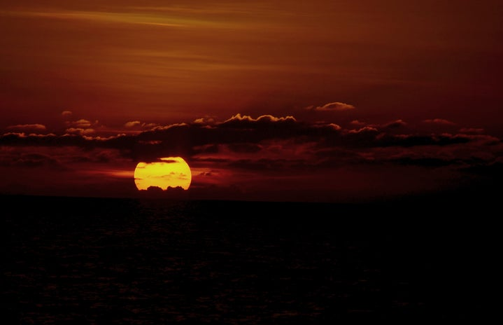 Twilight sky rep image