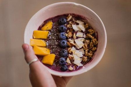 Acai health bowl