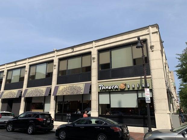 Panera Bread on Huntington Avenue