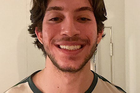 Picture of Micheal Katrib who was interviewed in a Her Campus Bucknell Article