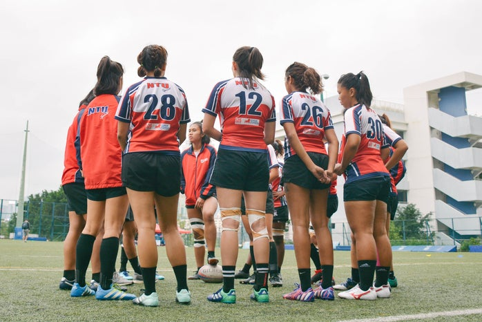 rugby women\'s team