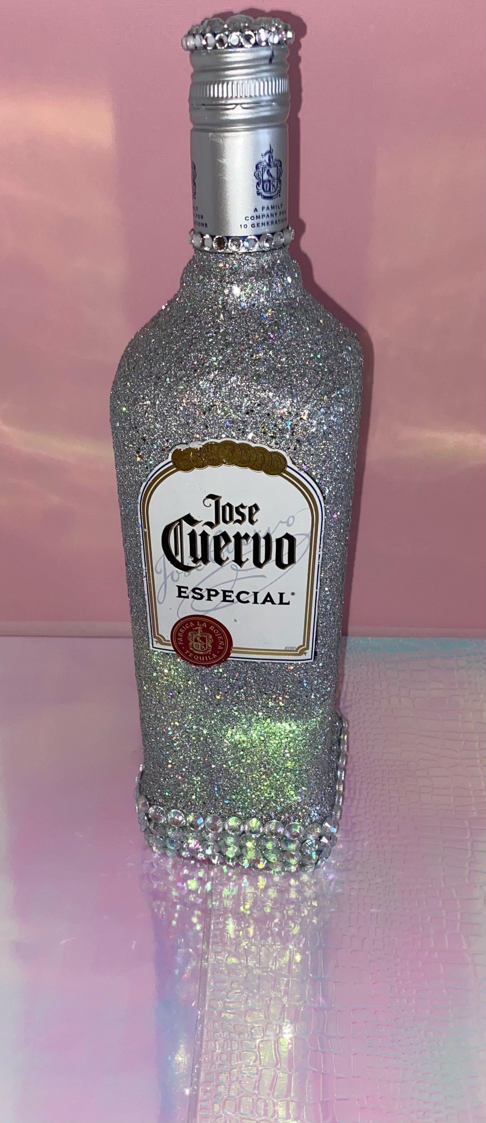 Jose cuervo glitter pink