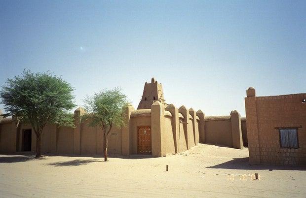 Sankoré temple