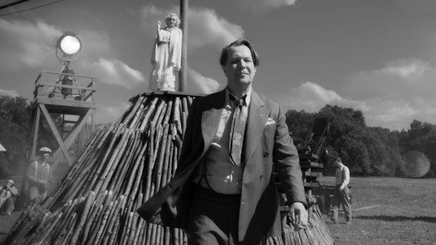 Still from the film 'Mank'