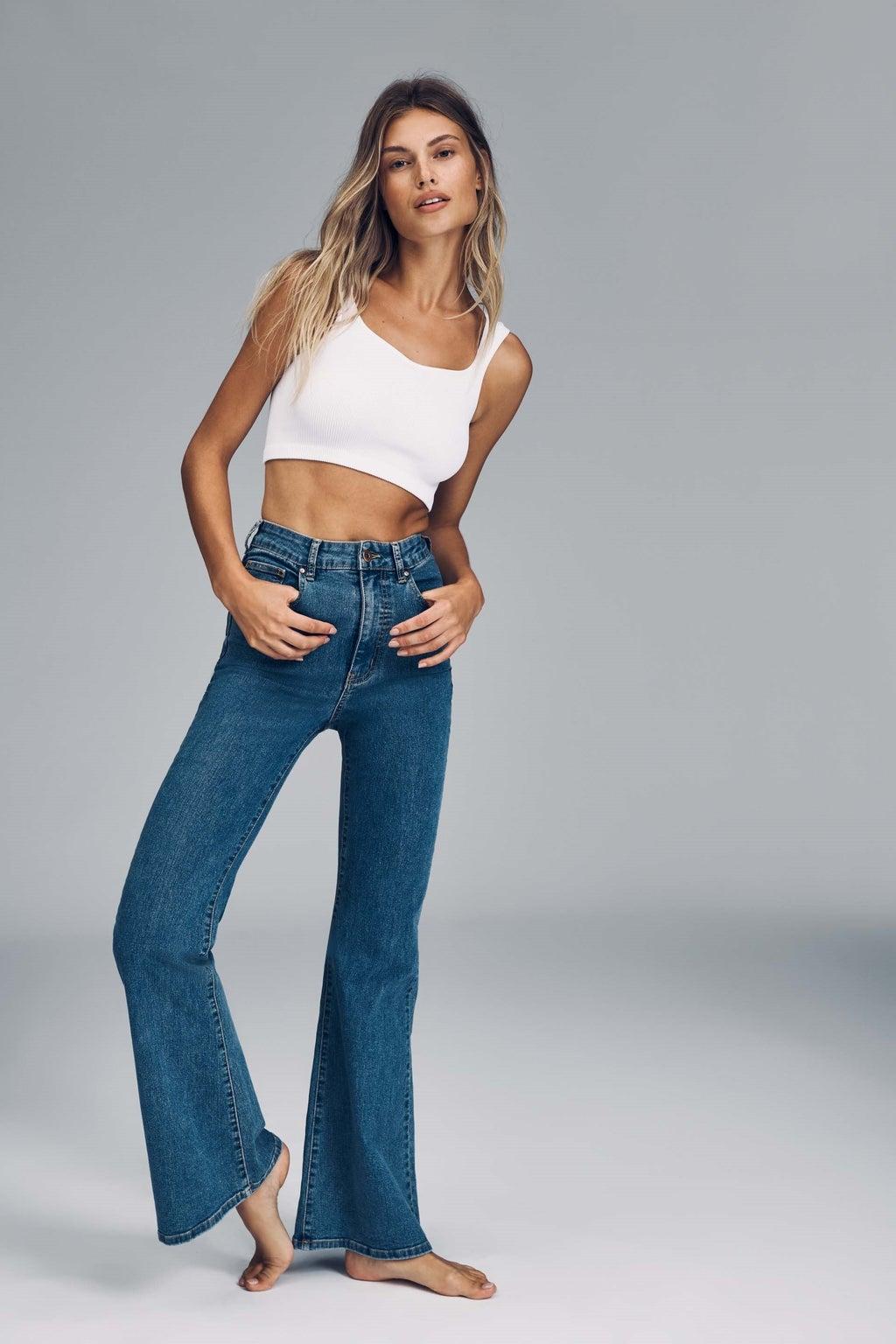 Original flare jean