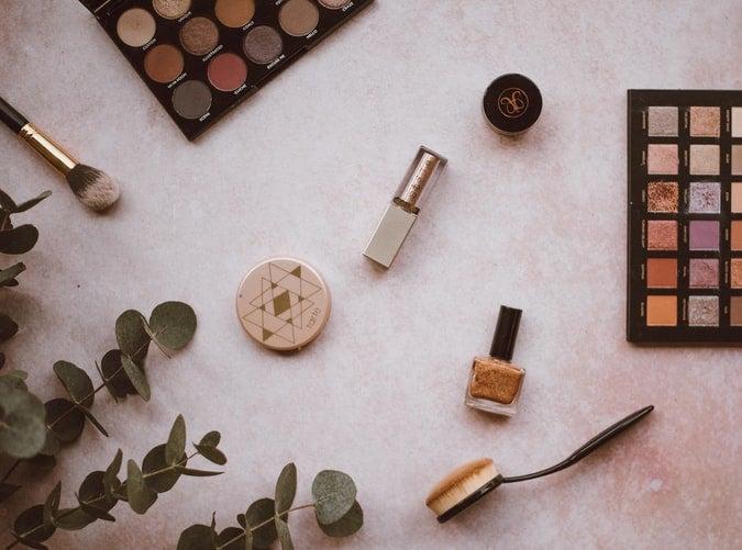 Makeup or Makeup background