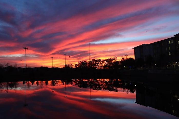 Sunset @UCF