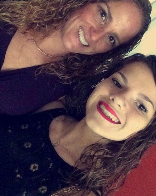 Olivia Madrid Selfie