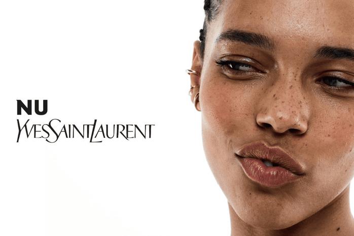 YSL Nu Beauty Campaign