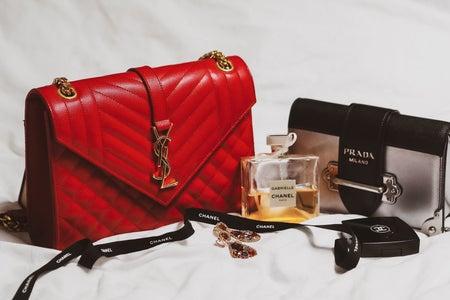 YSL, Prada, Chanel