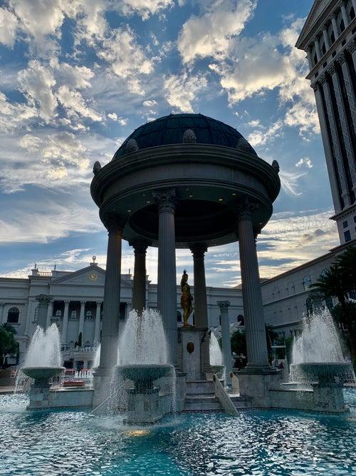 Caesar\'s Palace Pool Las Vegas