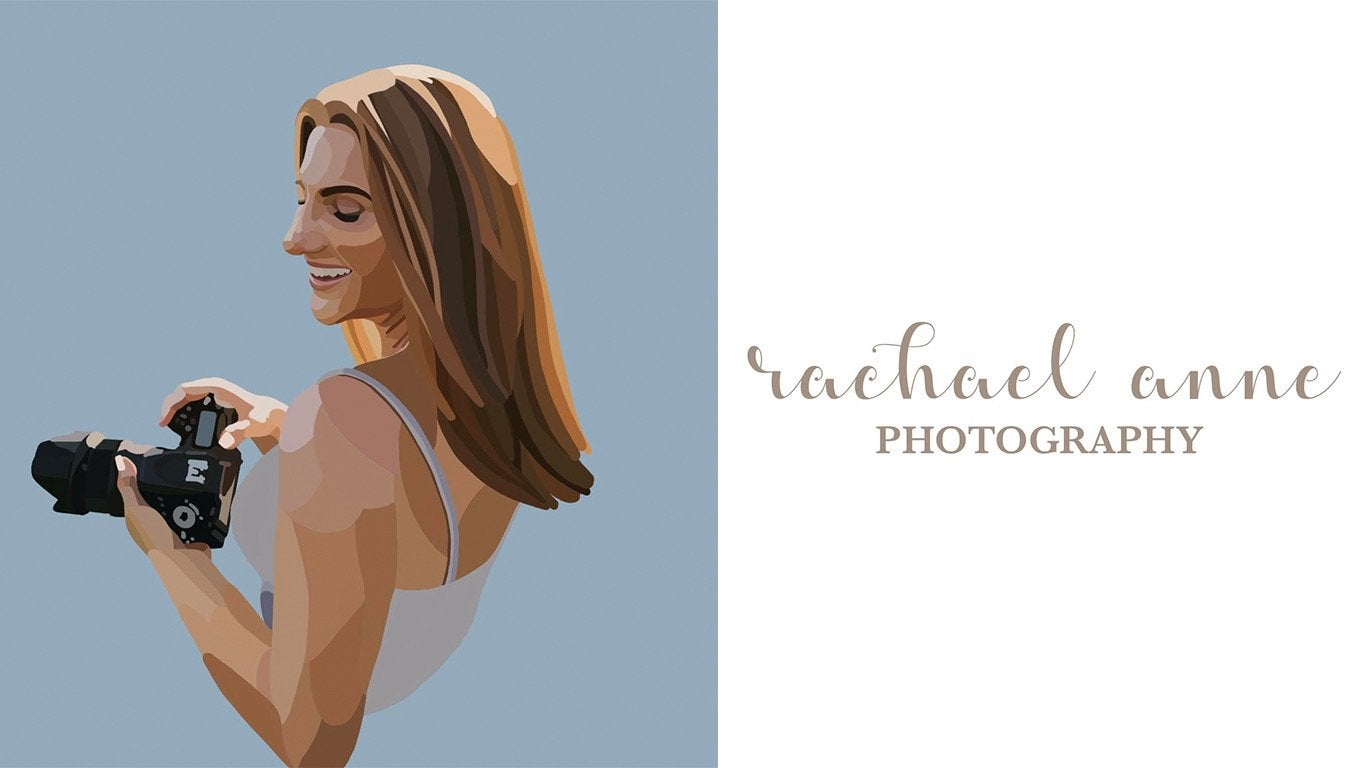 Rachael Anne Photography Logo