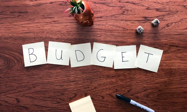 """""""Budget"""" spelled out in multiple white papers."""