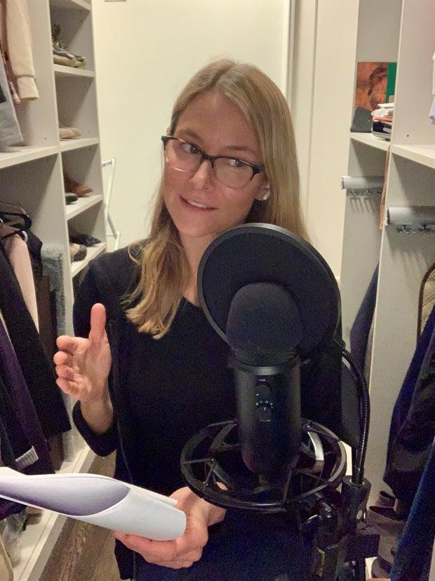 Anna-Sigga Nicolazzi co-host of the Anatomy of Murder podcast