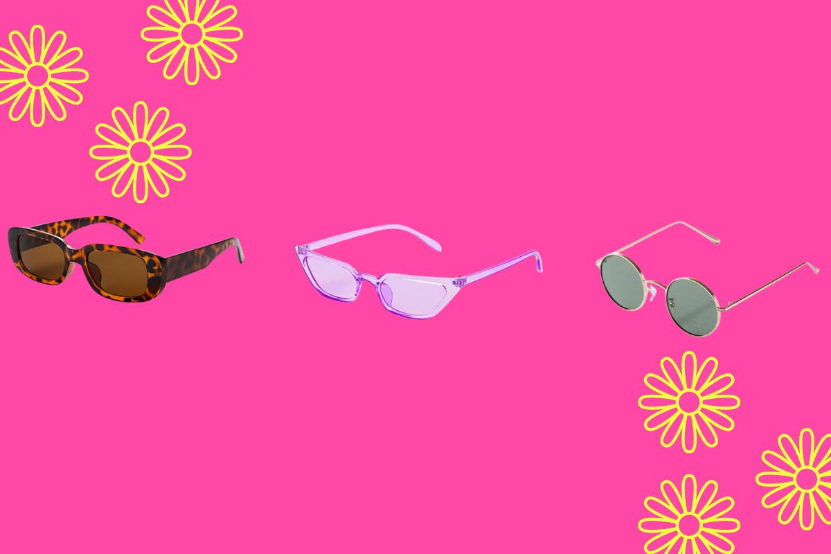 Sunglasses graphic