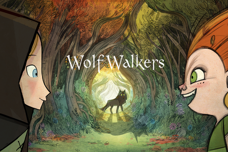 wolfwalkers movie poster