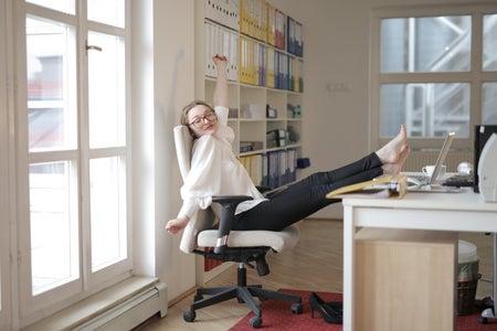 desk stretch