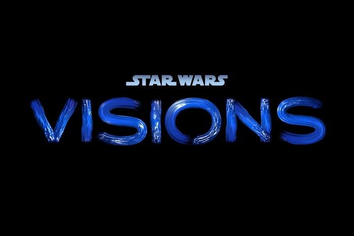 Star Wars: Visions logo