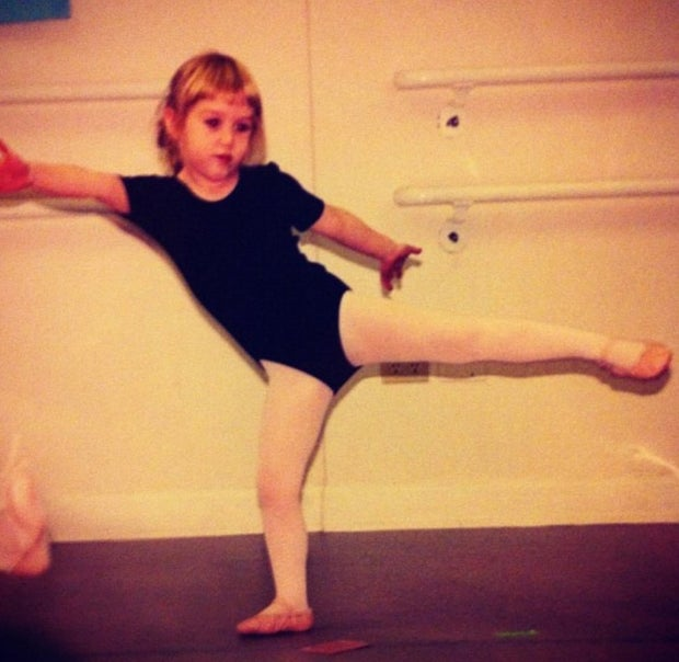 becca young dancing