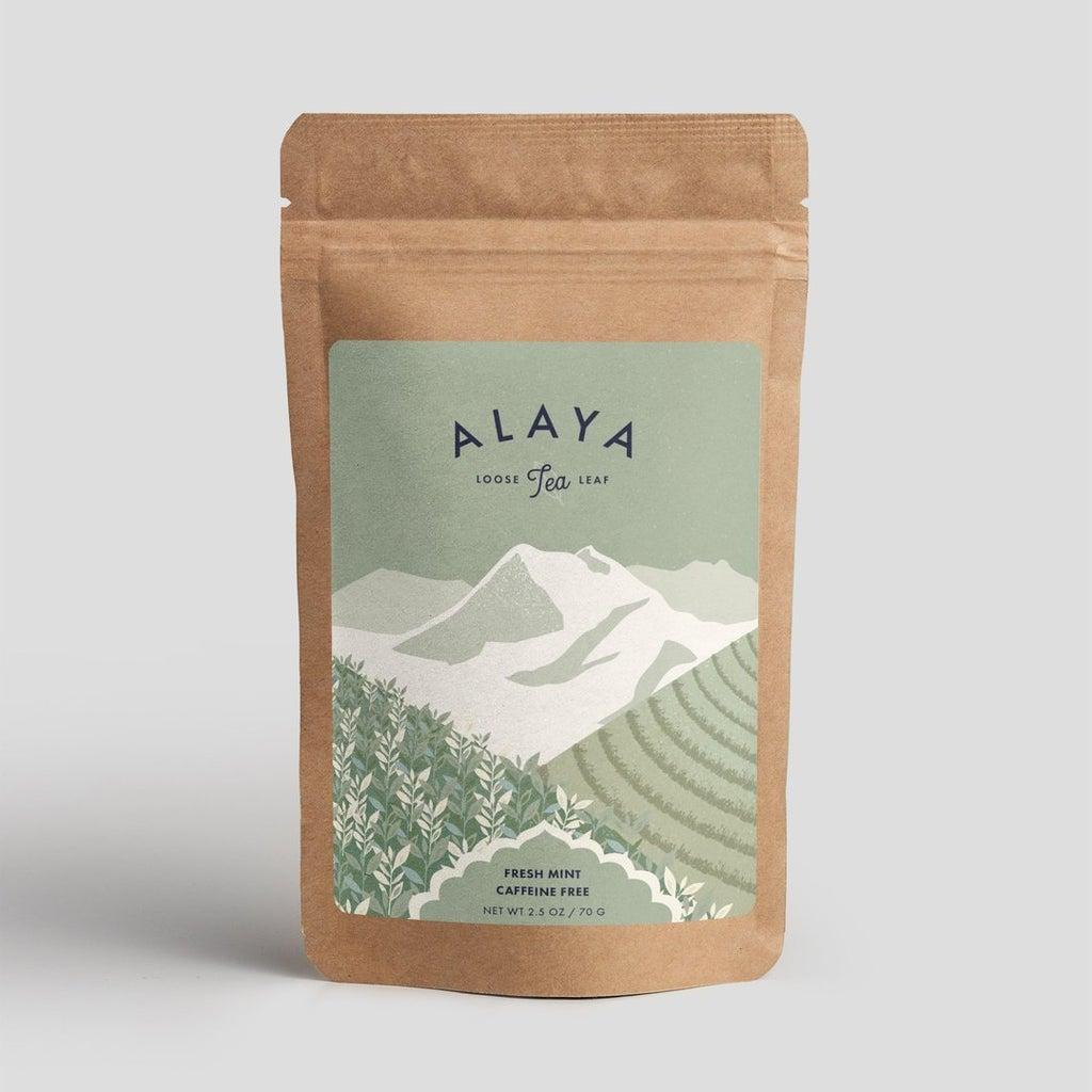 Regeneratively Grown Mint Tea