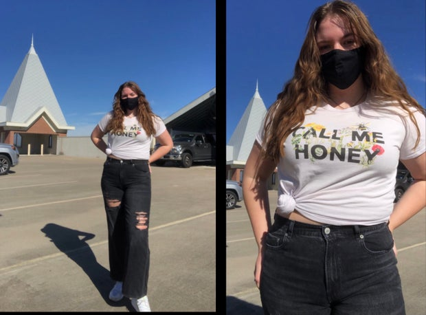 Call Me Honey Outfit