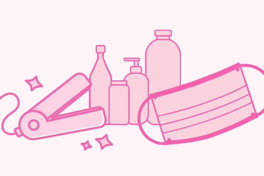 Mask and beauty products