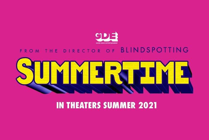 Summertime Header