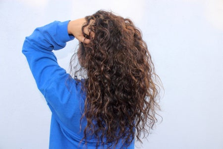 Photo of my hair