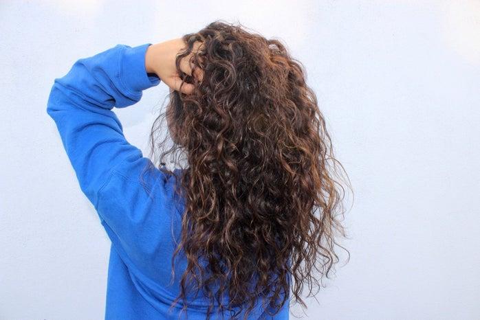 Photo of my hair