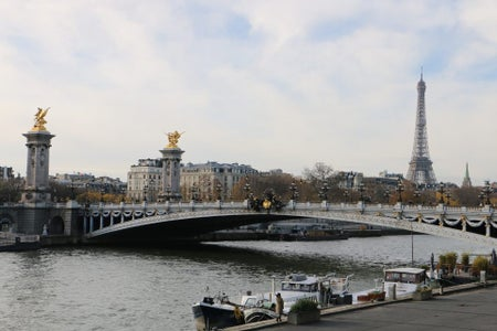 Paris by the River