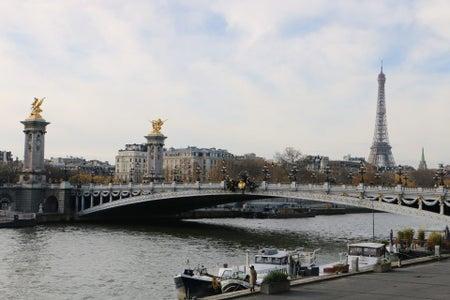 Paris by the River