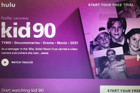 kid 90 documentary on Hulu